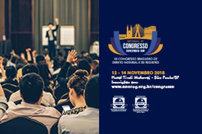 XX Congresso Brasileiro Notarial e de Registro contará com Debate Acadêmico