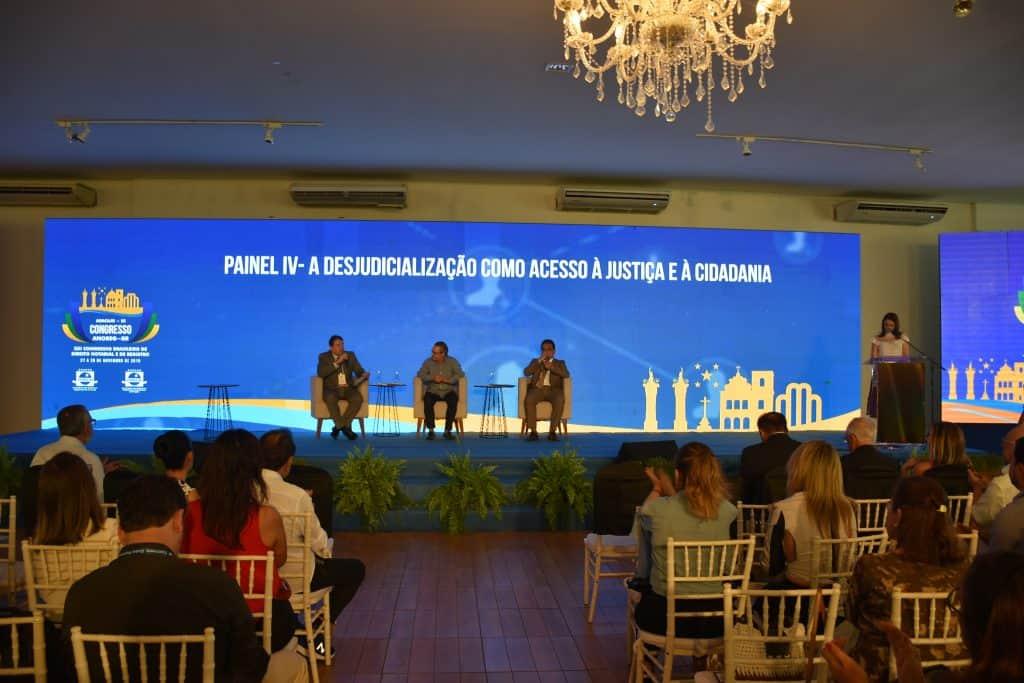 Mediação Extrajudicial é Tema De Painel Do XXI Congresso Brasileiro De Direito Notarial E De Registro