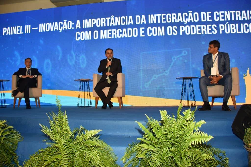 Painel Debate A Integração Das Centrais Extrajudiciais Com O Mercado E O Poder Público